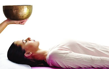 Himalayan Bowl Sound Therapy Treatment