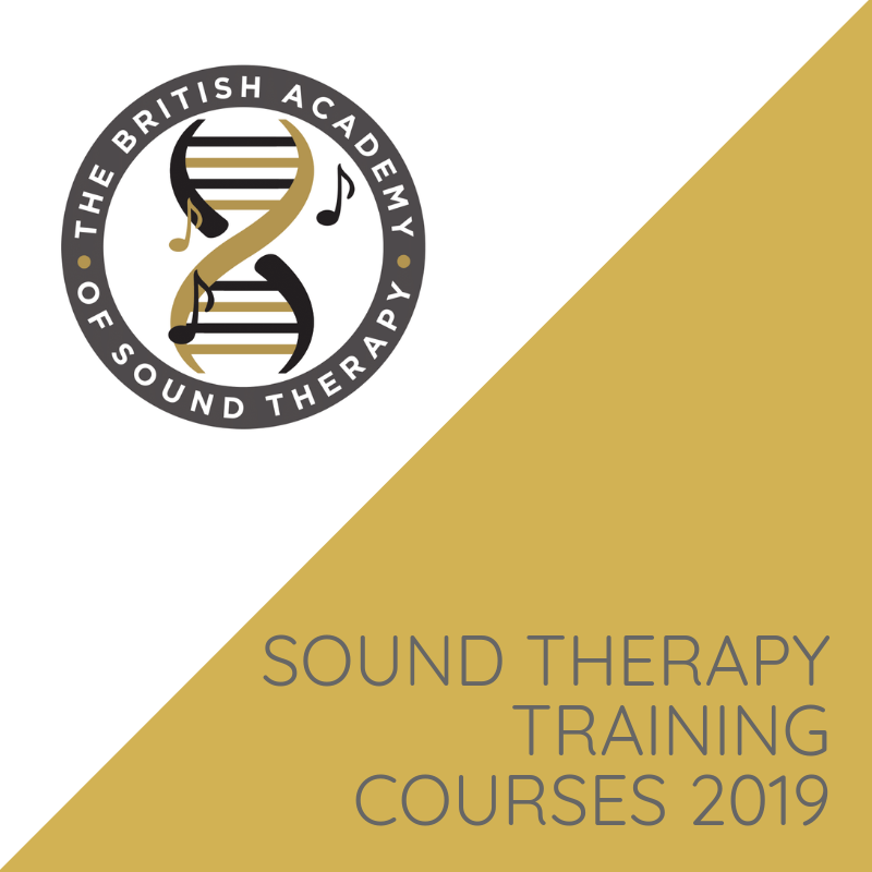 bast sound therapy training courses 2019